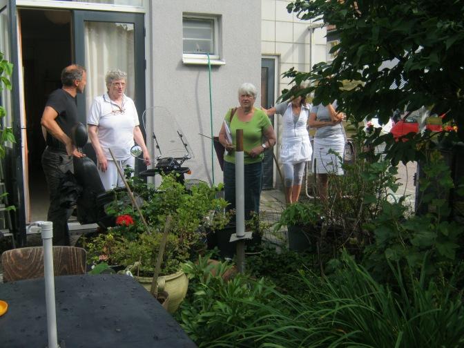 Wat vooraf ging in de Bloemenwijk