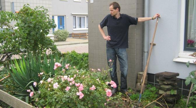 Sociaal Tuinieren van start in Bloemenwijk, Amsterdam Noord