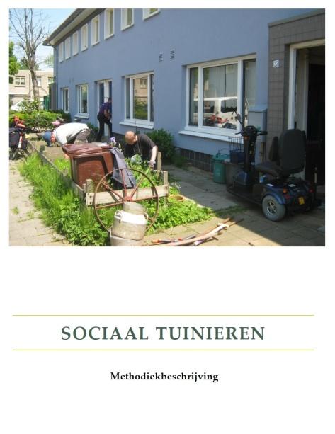 Sociaal Tuinieren Methodiekbeschrijving