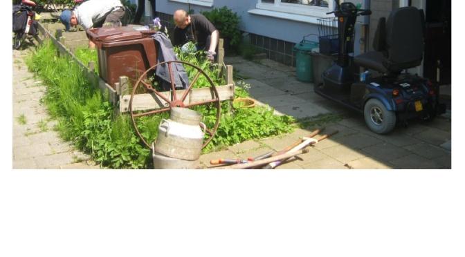 Methodiekbeschrijving Sociaal Tuinieren gereed