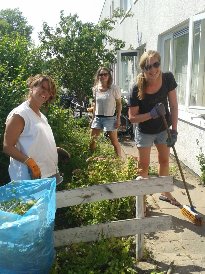 Vrijwilligerscentrale Amsterdam zet zich in Betondorp in