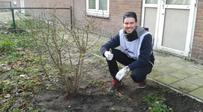 Sociaal Tuinieren breidt uit naar Reimerswaalbuurt, Nieuw-West