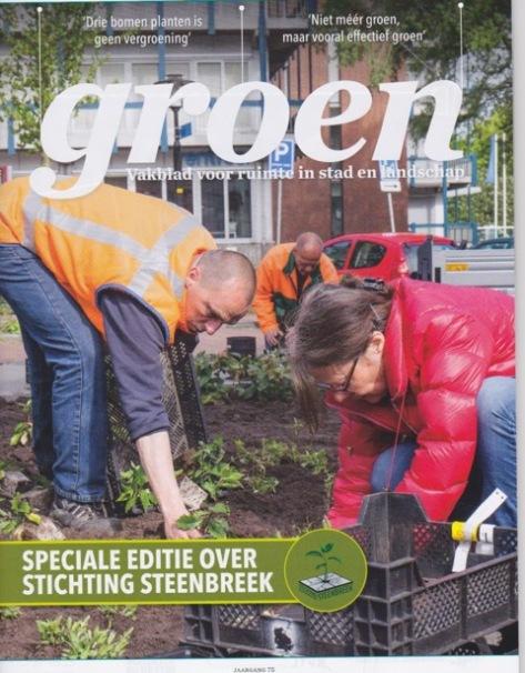 Artikel Sociaal Tuinieren in special GROEN 1
